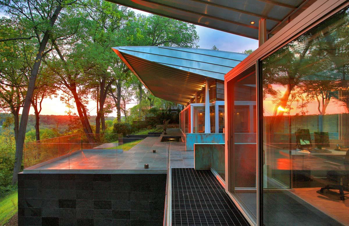 Travis Price Arch - Salop-Gelman Residence01
